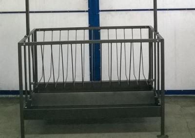 Метална хранилка за животни от Стилконструкционс ЕООД