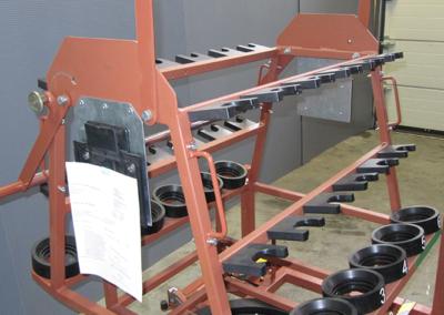 Производство на транспортни колички