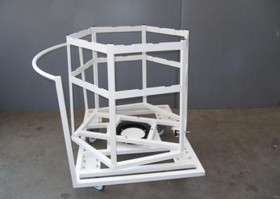 Метални транспортни колички
